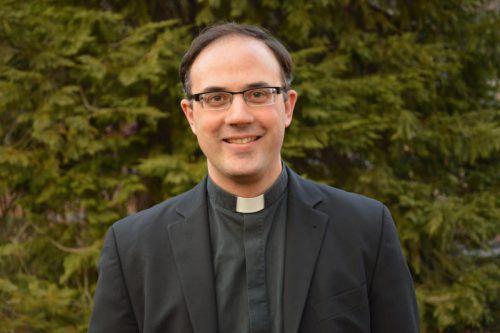 Weber ist Jurist, Theologe und Priester.  Foto: opus dei österreich