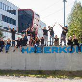 Haberkorn: Sehr guter Arbeitsplatz