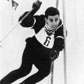 Werner Bleiner in Jackson Hole Dritter
