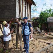 Notfallhilfe für Madagaskar