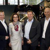 Neues Mercedes-Coupé bei Schneider gefeiert