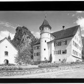 vorarlberg einst und jetzt. Rathaus Hohenems