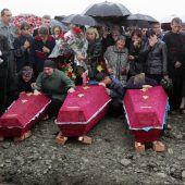 Menschenrechtsgericht verurteilt Russland