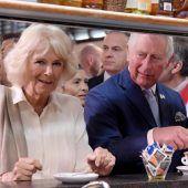 Charles und Camilla freuen sich auf Wien