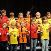 Kinderchor Frechdax feiert großes Jubiläum