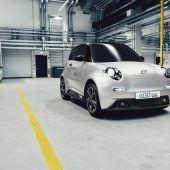 Start-up bringt neues E-Auto