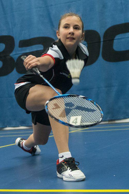 Anna Maria Schneider gewann alle ihre Spiele. Foto: Steurer