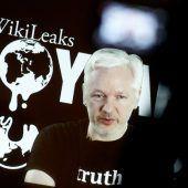 Wikileaks hat keine Beziehung zu Russland
