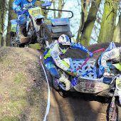 Die Motocross-Gespanne starten an Ostern durch