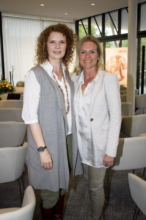 Barbara Bologna (l.) und Mette Pedersen. Fotos: Franc