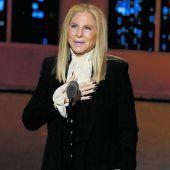 Streisand feiert heute ihren 75. Geburtstag