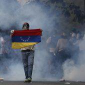 Der blutige Machtkampf in Venezuela eskaliert