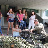 Bundesheer lädt Girls in die Walgaukaserne