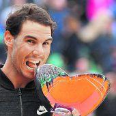 Titel Nummer zehn für Nadal in Monte Carlo