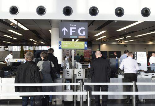 Bereits im Februar kam es am Flughafen Wien Schwechat zu einer vorübergehenden Festnahme des Mannes. Foto: APA