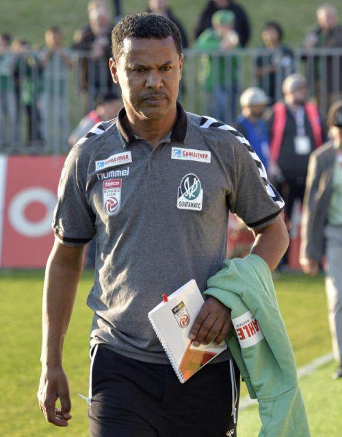 Böse Miene nach der unnötigen Niederlage: Lassaad Chabbi. apa