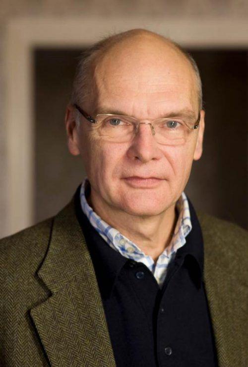Claus Reitan ist Referent des Vortrags am BG Lustenau. Foto: veranstalter
