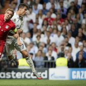Ronaldo schockt Bayern-Stars