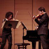 Neues Podium junger Musiker