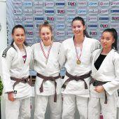 Aufwärtsentwicklung im Judo wird bestätigt
