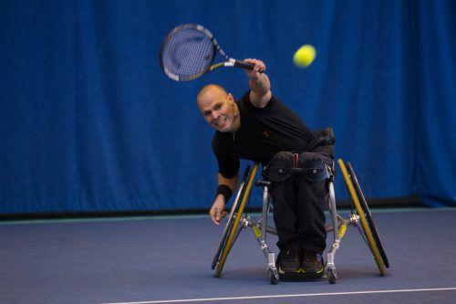 Den nächsten Turniereinsatz hat Thomas Flax bei den Bulle Indoors in Lausanne. KH