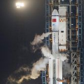 China startet ersten Raumfrachter ins All