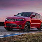 6,2-Liter-Aggregat macht Jeep zum Muskelprotz