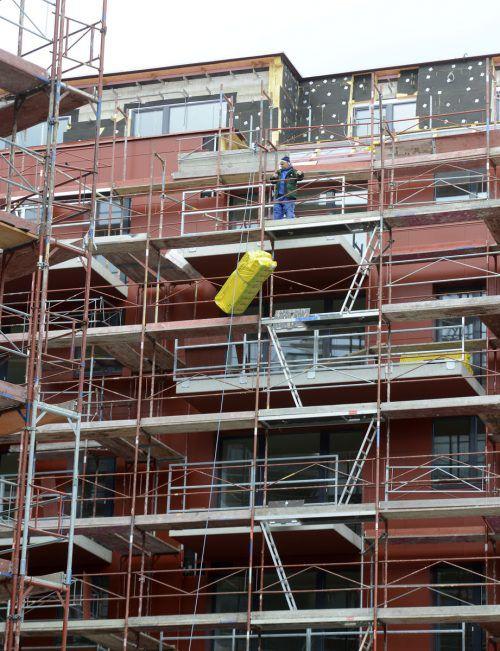 Der Wohnbauförderungsbeitrag soll verländert werden und das entsprechende Gesetz in den kommenden Wochen vorliegen. APA