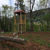 Wunsch nach schönen Kinderspielplätzen
