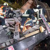 Zugunglück in Südtirol fordert zwei Todesopfer