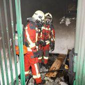 Häftling nach Brand in Zelle in Lebensgefahr