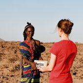 Caritas bittet um Geld für Opfer von Dürre