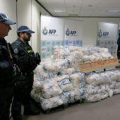 903 Kilo Crystal Meth beschlagnahmt