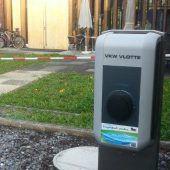 Pflegeverein tankt Strom in Rankweil
