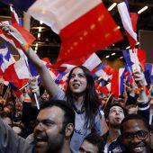 Macron und Le Pen gehen in die Stichwahl