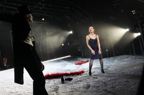 """Die """"Lenya Story"""" bleibt in den Kammerspielen der Josefstadt noch eine Zeitlang auf dem Spielplan. Foto: Theater/Moritz Schell"""