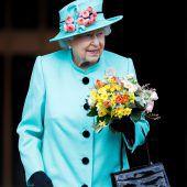 Die Queen sitzt auch mit 91 noch fest im Sattel