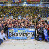 Triumph von Ritten in der Alps Hockey League