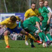 Wolfurt stellte Langenegg mit Last-minute-Treffer ein Bein