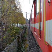 Siebenjähriger von Zug erfasst