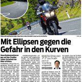 Mehr Sicherheit für die Biker