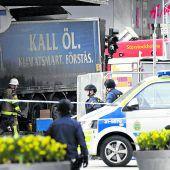 Anschlag in Schweden löst Betroffenheit aus