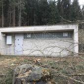 Stadtwerke Feldkirch bauen im Saminatal