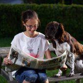 Haustiere fördern die Kindesentwicklung