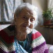 Älteste Frau gestorben