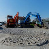 Lustenau feiert Kanalbau-Ende