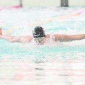 Schwimmer feierten 15 Rekorde