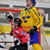 ÖEHV-Auswahl verlor Test gegen Schweden mit 2:6