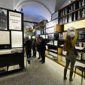 Sonderausstellung im Literaturmuseum