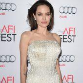Angelina Jolie wirbt für Parfum